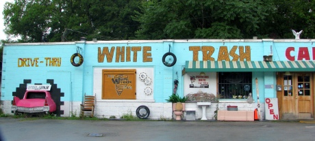 White Trash Cafe.  Creative Commons Flickr image by brent_nashville